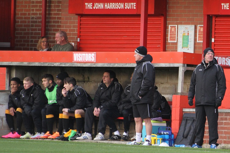 The Visitors' Bench