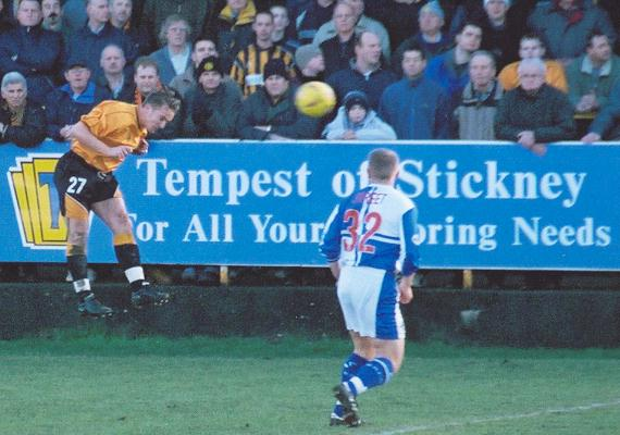 Lee Thompson clears